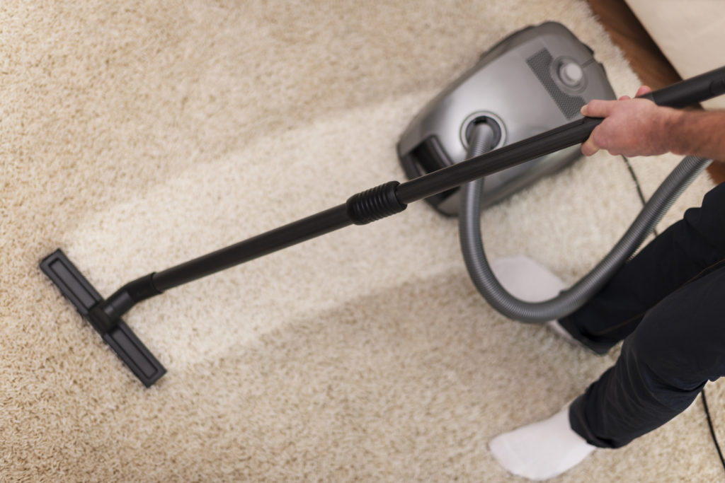 How to remove coffee, juice, blood, and other stains from carpet