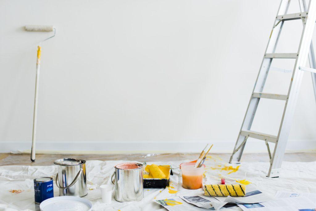 Wallpaper removal on BorisDoes