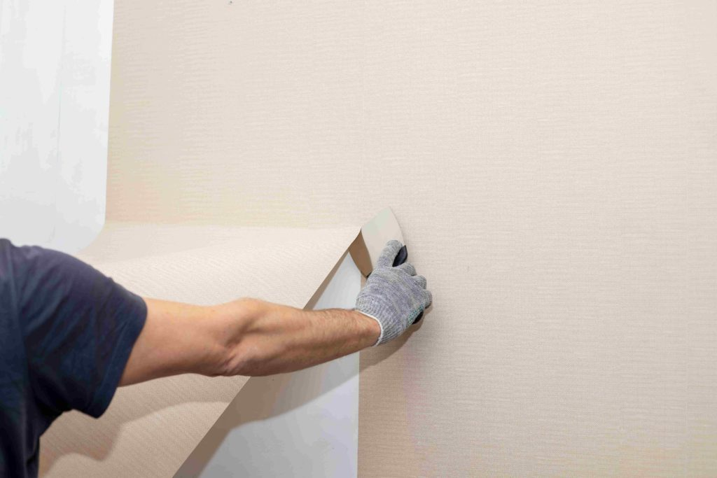 How to make wallpaper removal easy