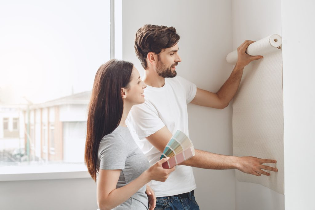 Choosing the right type of wallpaper